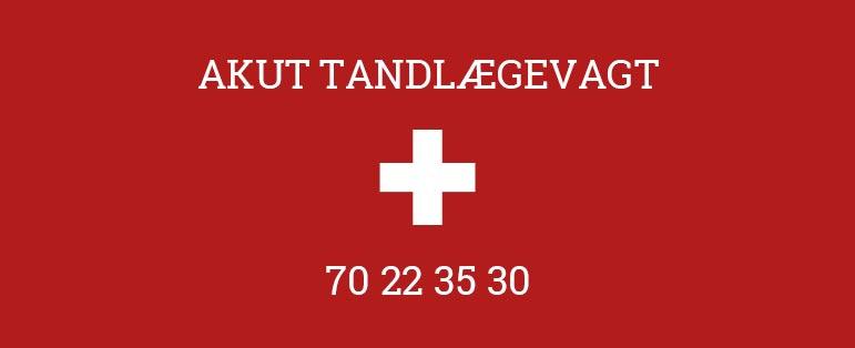 Akut tandlægevagt i Odense