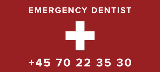 Emergency dentist in Copenhagen