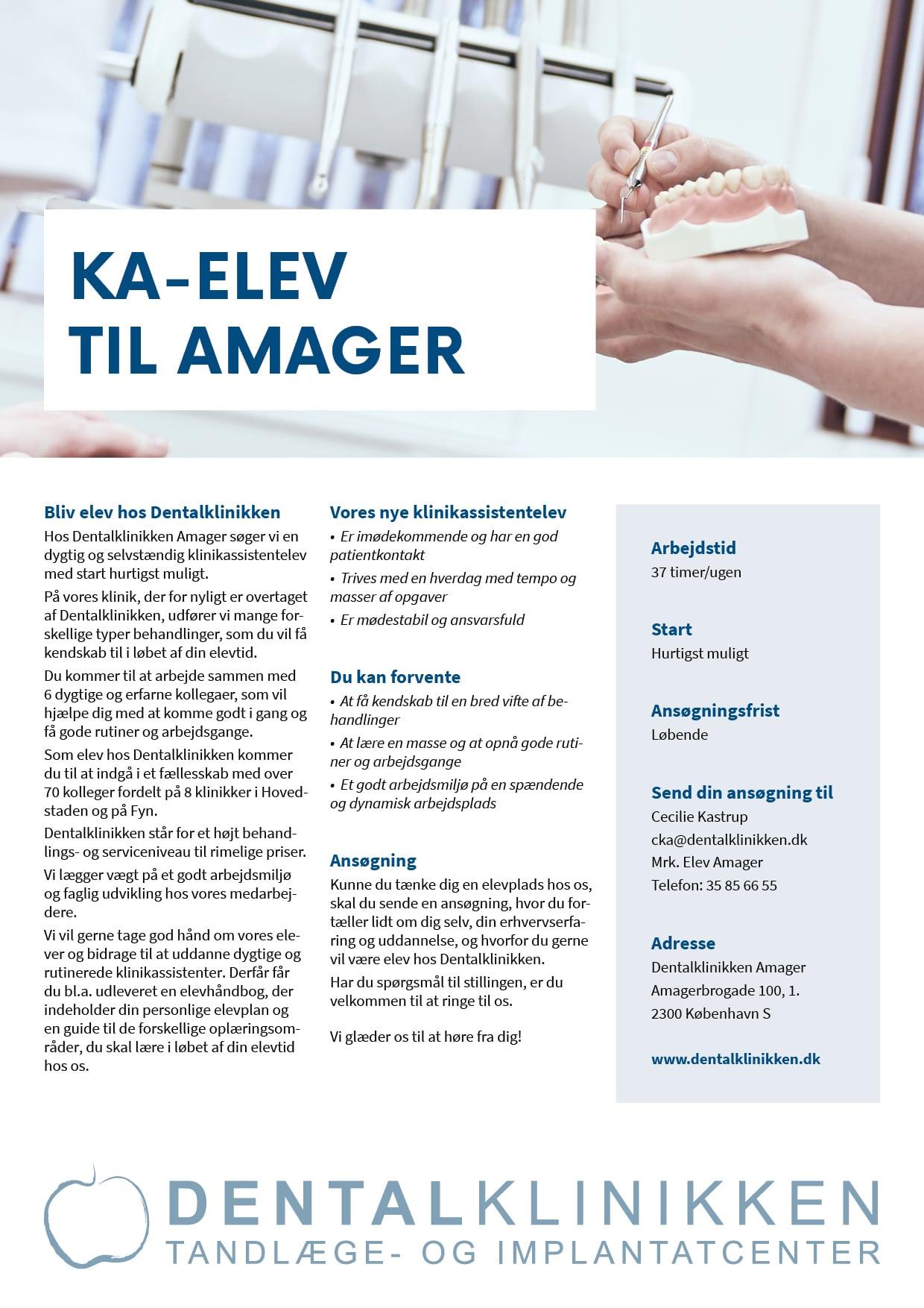 KA-Elev Amager