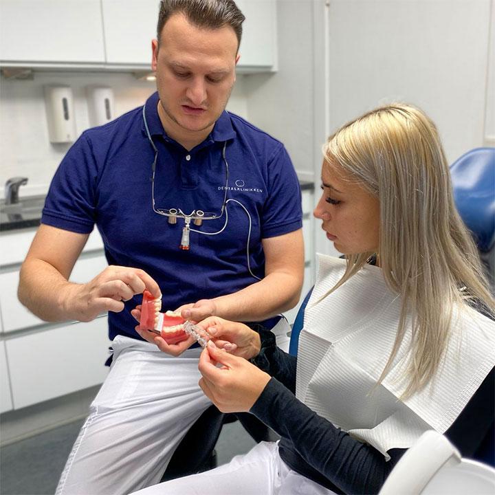 Tandregulering hos Dentalklinikken